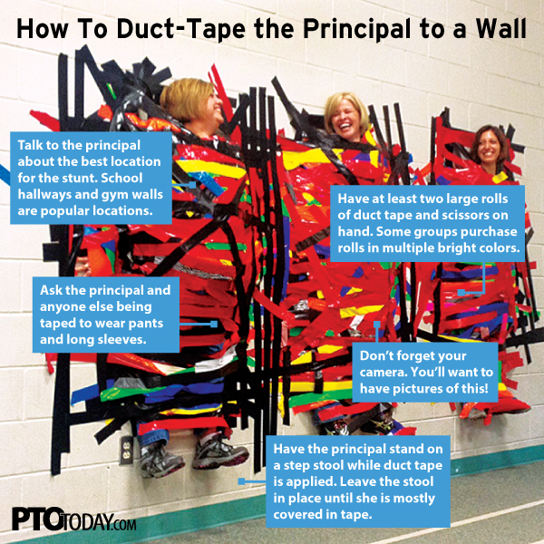 Duct Taping the Principal 101 PTO Today Blog PTO Today