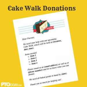 Halloween Cake Walk Ideas