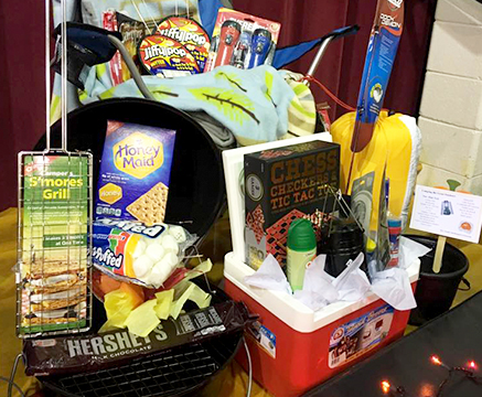 20 Ideas For Theme Baskets PTOs And PTAs