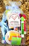Teacher Appreciation Goody Bag Directions and Tag