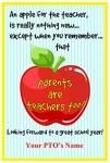 Back-to-School Apple Tags