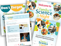 Family Science Night Planning Kit