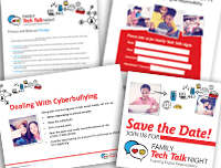 Family Tech Talk Night Planning Kit