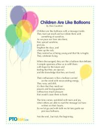 The Balloon Poem