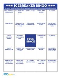 Icebreaker Bingo Sheets