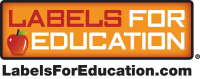 Labels for Education Logo - Color
