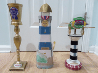Traveling Trophy for Box Tops collection
