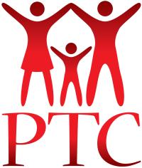 PTC Logo (red, vertical)