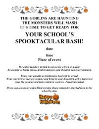 Halloween Dance Event