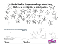 Wise Men -25- coloring page