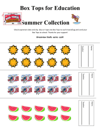 Over the summer collection