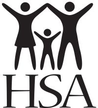 HSA Logo (black, vertical)