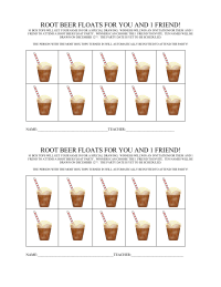 Root Beer Float Party For You and 1 Friend