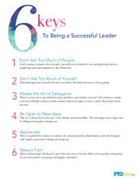 6 Ways To Be a Successful Leader