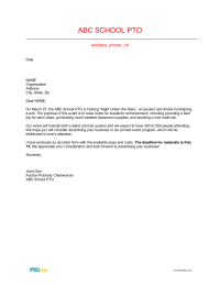 PTO Today: Ad Order Form Cover Letter
