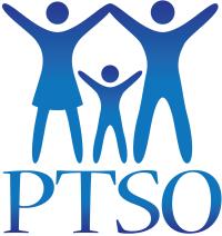 PTSO Logo (blue, vertical)