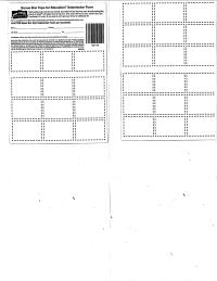 Target 30 Pt. Bonus, one page