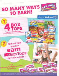 Walmart Summer Flyer