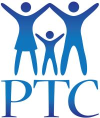 PTC Logo (blue, vertical)