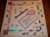 Boxtopoly Game Board