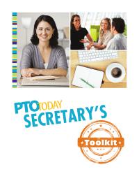 PTO Today: Secretary's Toolkit
