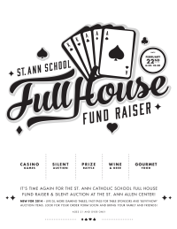 Full House Fundraiser