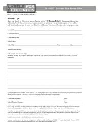 LFE 10-11 success tips bonus offer