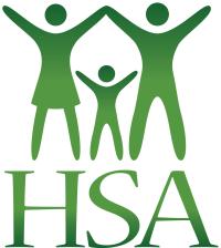 HSA Logo (green, vertical)