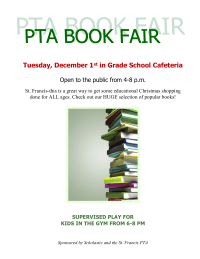 General Book Fair Flyer