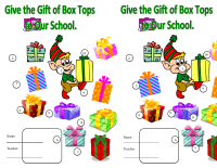 Give the Gift of Bx Tops