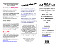 pta bylaws template - pta generic brochure membership pto today