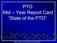 State of the PTO Presentation
