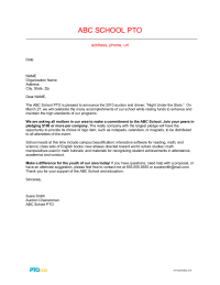 PTO Today: Realtor Roundup Auction Letter