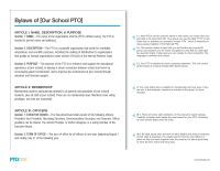 PTO Today: Annotated Bylaws