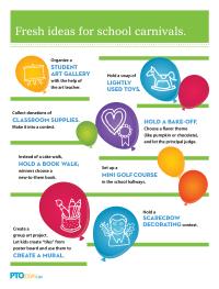 Fresh Ideas for School Carnivals