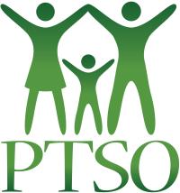 PTSO Logo (green, vertical)