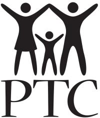 PTC Logo (black, vertical)