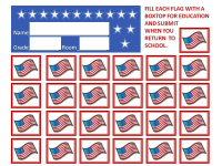 Flag Collection Sheet Revised 2009-06-02