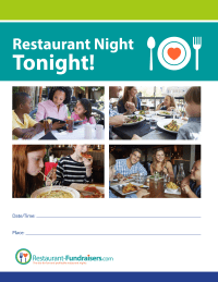 Restaurant Night Tonight Poster (17x22)