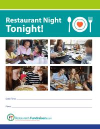 Restaurant Night Tonight Poster (17x22)