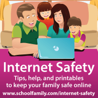 Internet Safety Resource - Facebook Graphic