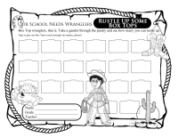 Western Collection Sheet
